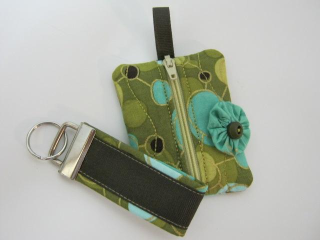 Keyfob and Minibag